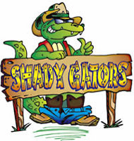 Shady Gators Lake Ozark
