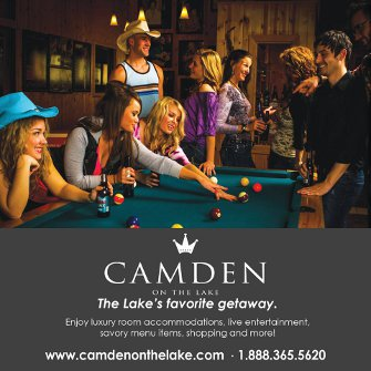 Camden on the Lake Resort Spa and Yacht Club