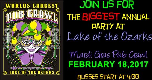 Mardi Gras Pup Grawl February 18th
