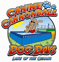 Canine Cannonball June 8-11 Dog Days