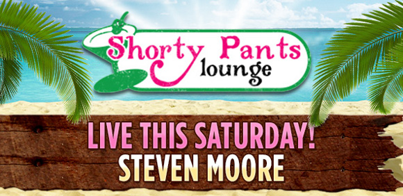 Steven Tyler Moore 6/24 Shorty Pants